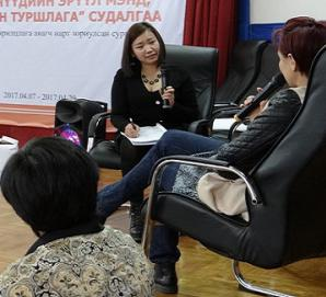 Blog post: Six golden principles for interviewing women who may have experienced violence