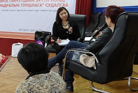 Six golden principles for interviewing women who may have experienced violence